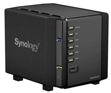 Synology Disk Station DS409slim