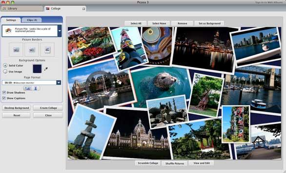 Editor de collages de fotos 40