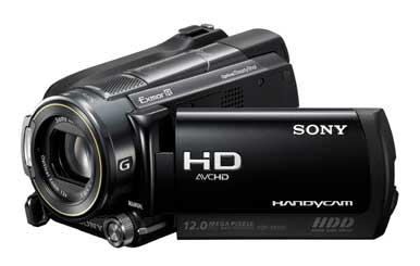 Sony Handycam HDR-XR520V
