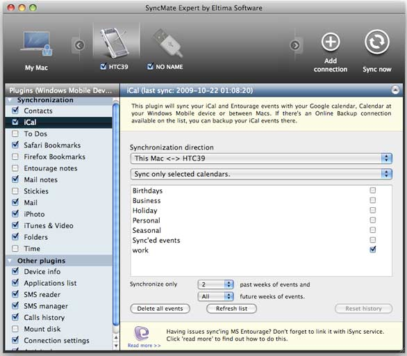 SyncMate Expert 2.4