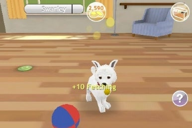 Kinectimals New Dog New Tricks Teach Your Virtual Pet Skills And Watch Them Learn And Advance Caliscollectionscom Touch Pets Dogs For Iphone Macworld
