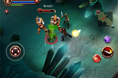 Dungeon Hunter HD for iPad | Macworld