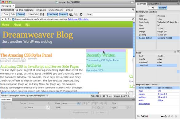 how to develop a website using html pdf