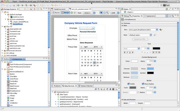 Flash Builder 4 | Macworld