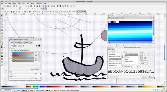 inkscape download mac os x