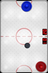 Charmant Face Off: Touch Hockey: FS5 On The IPhone Blends An Authentic Air Hockey  Look And Feel With A Realistic Physics Engine To Create An Enjoyable Game.