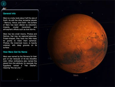 mars solar system information - photo #9