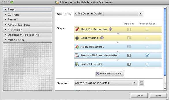 reduce file size pdf using acrobat reader dc