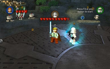 Lego Star Wars The Complete Saga For Mac Macworld