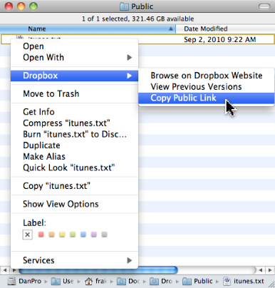 how to download an entire folder from dropbox