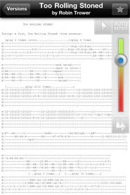 ultimate guitar tabs and tabtoolkit for iphone and ipad macworld. Black Bedroom Furniture Sets. Home Design Ideas