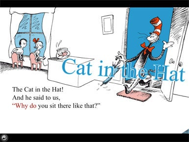 Cat And The Hat Read Aloud