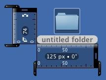 xScope Rulers tool