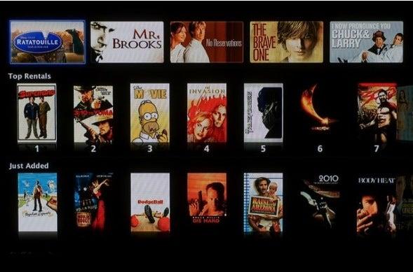all about apple tv movie rentals macworld