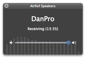 Airfoil Speakers