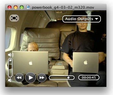 Airfoil Video Player
